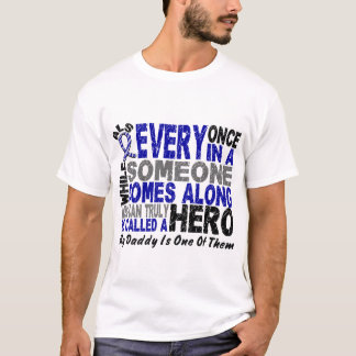 ALS Hero Comes Along 1 Daddy T-Shirt
