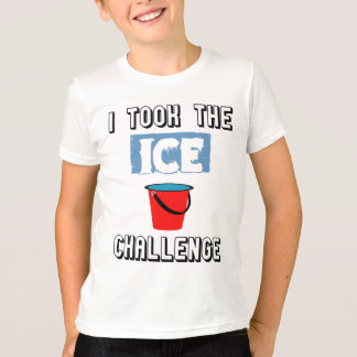 ALS Ice Bucket Challenge T-Shirt