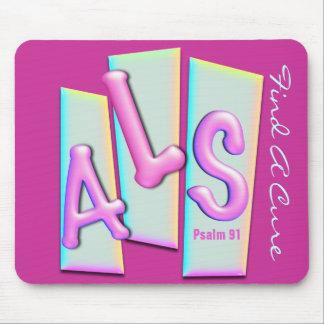 ALS-Mousepad Mouse Pad