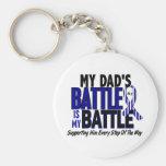 ALS My Battle Too 1 Dad Basic Round Button Key Ring