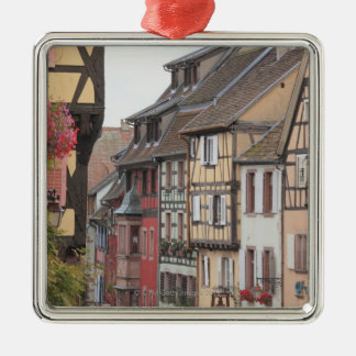 Alsace, France 8 Metal Ornament
