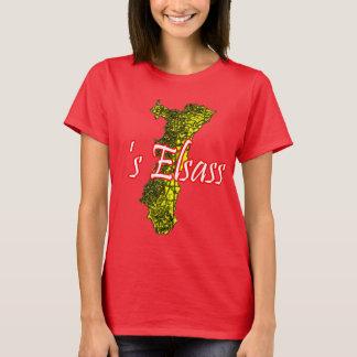 Alsace - 's Elsass T-Shirt
