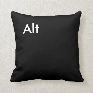 """Alt"" Computer Key Pillow"