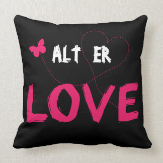 Alt Er Love Pillow