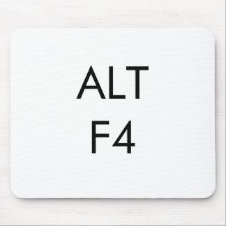 ALT+F4 Mousepad