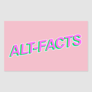 Alt-Facts Sticker