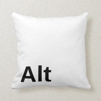 Alt Key Throw Cushion
