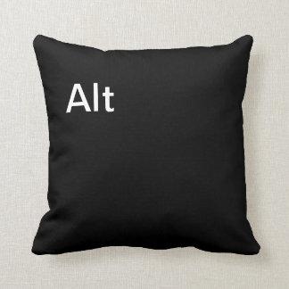 Alt Keyboard Button Throw Cushion
