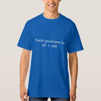 Alt + Tab T-Shirt