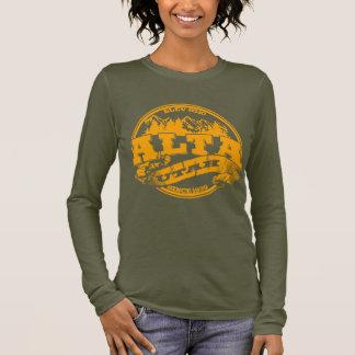 Alta Gold Logo Long Sleeve T-Shirt