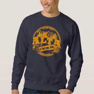 Alta Gold Logo Sweatshirt