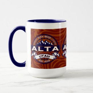 Alta Vibrant Mug