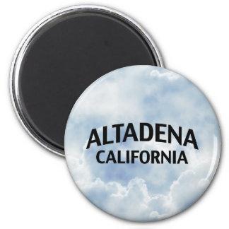 Altadena California Magnet