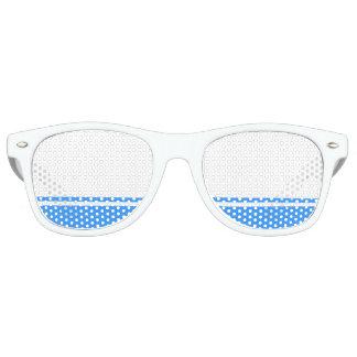 Altai Republic Flag Retro Sunglasses