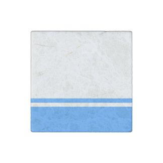 Altai Republic Flag Stone Magnet