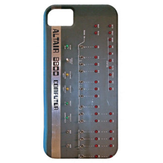 Altair 8800 Computer with Analog Switches Case For The iPhone 5