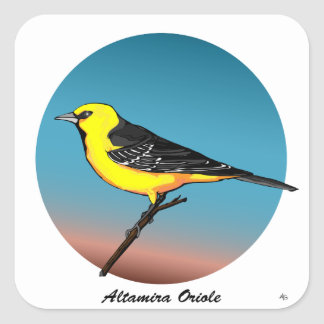 Altamira Oriole rev.2.0 Buttons & Stickers