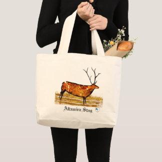 Altamira Stag Large Tote Bag