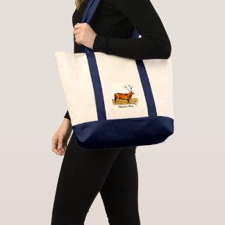 Altamira Stag Tote Bag