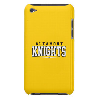 Altamont High School; Knights Barely There iPod Cover