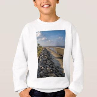 Altantic Ocean Sea Barrier Sweatshirt