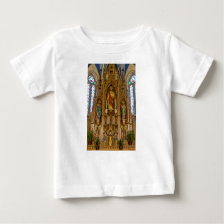 Altar At St Peter Baby T-Shirt
