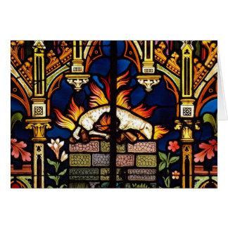 Altar of the Lamb Notecards Card