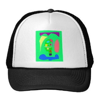 Altar Vegetable Podium Botanical Garden Trucker Hat