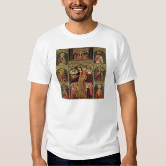 Altarpiece of the Virgin of the Rosary, c.1500 Shirt