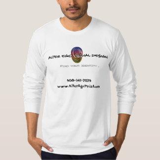 Alter Ego Print - Men's Long Sleeve T-Shirt