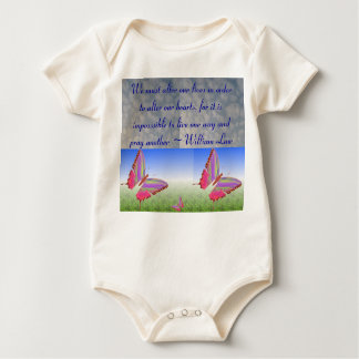 alter our lives infant onsie creeper