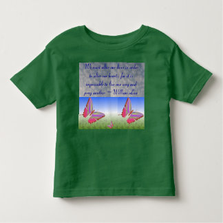 alter our lives toddler shirt