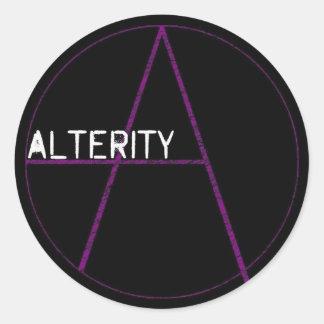 Alterity Street Team Stickers