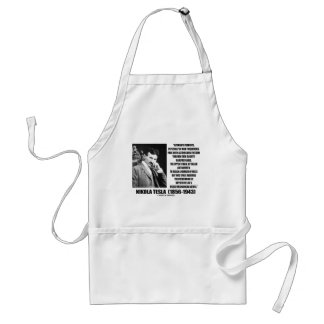 Alternate Currents Rarefied Gases Mechanical Adult Apron