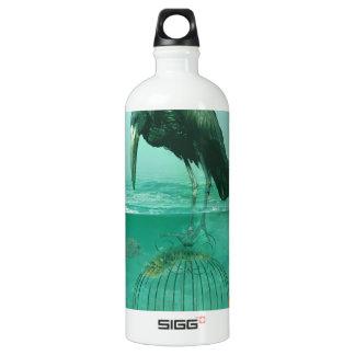alternate dimension SIGG traveller 1.0L water bottle