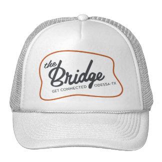 Alternate retro style Bridge foam hat dos