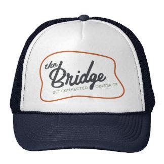 Alternate retro style Bridge foam hat tres