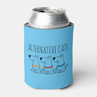 Alternative Cats  Can Cooler