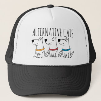 Alternative Cats Trucker Hat