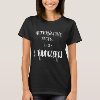 Alternative Facts Blk T-Shirt