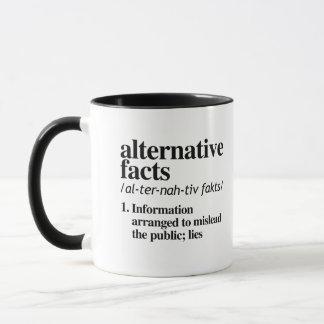 Alternative Facts Definition Mug