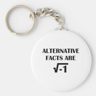 Alternative Facts Key Ring