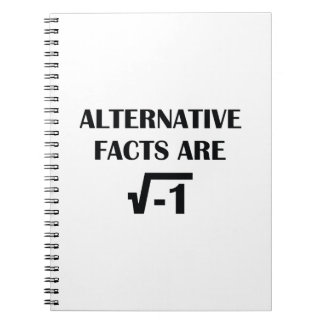 Alternative Facts Notebooks