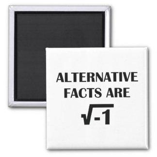 Alternative Facts Square Magnet