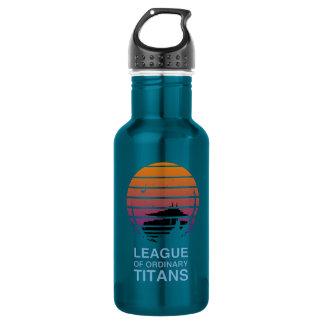Alternative Logo Water Bottle