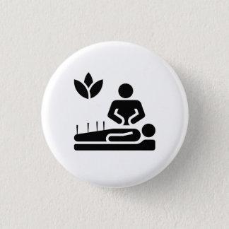 Alternative Medicine Pictogram Button