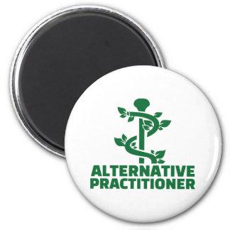 Alternative practitioner magnet