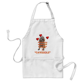 alternative spelling of LOVE is CAVOODLE Standard Apron