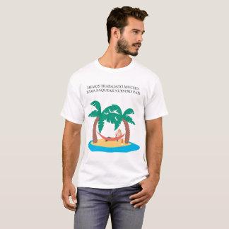 Alternative t-shirt Man