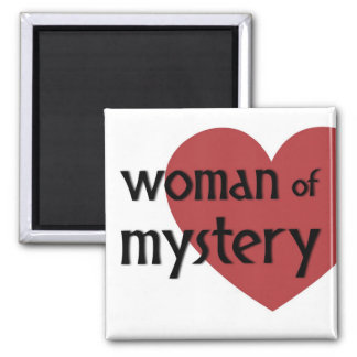 Alternity magnet : woman of mystery